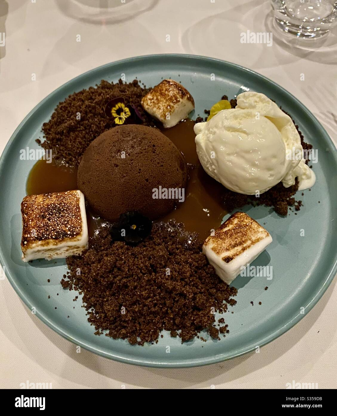 Death By Chocolate High Resolution Stock Photography And Images Alamy