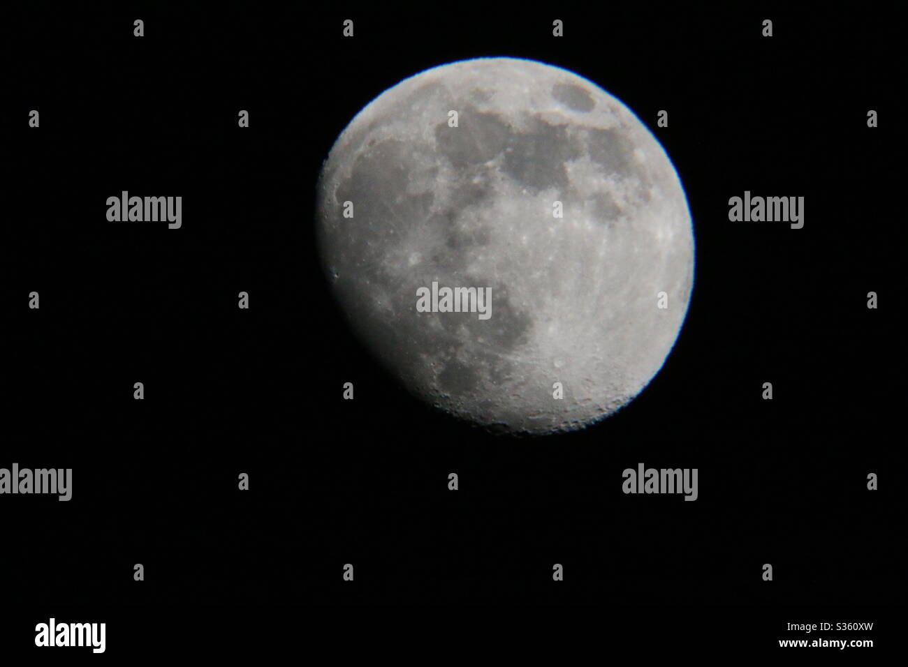 Moon Man High Resolution Stock Photography And Images Alamy