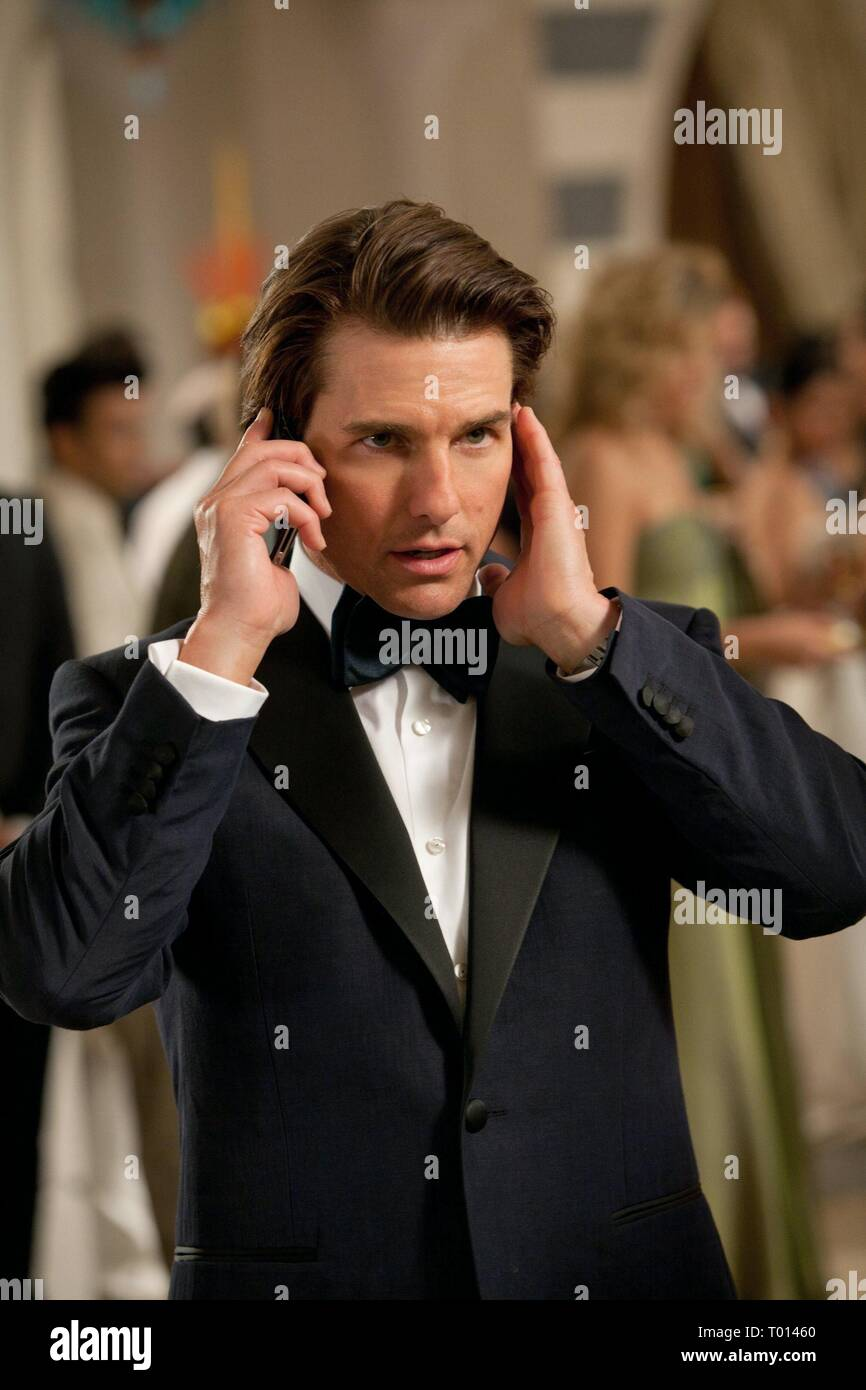 Tom Cruise Mission Impossible Ghost Protocol 2011 Stock Photo Alamy