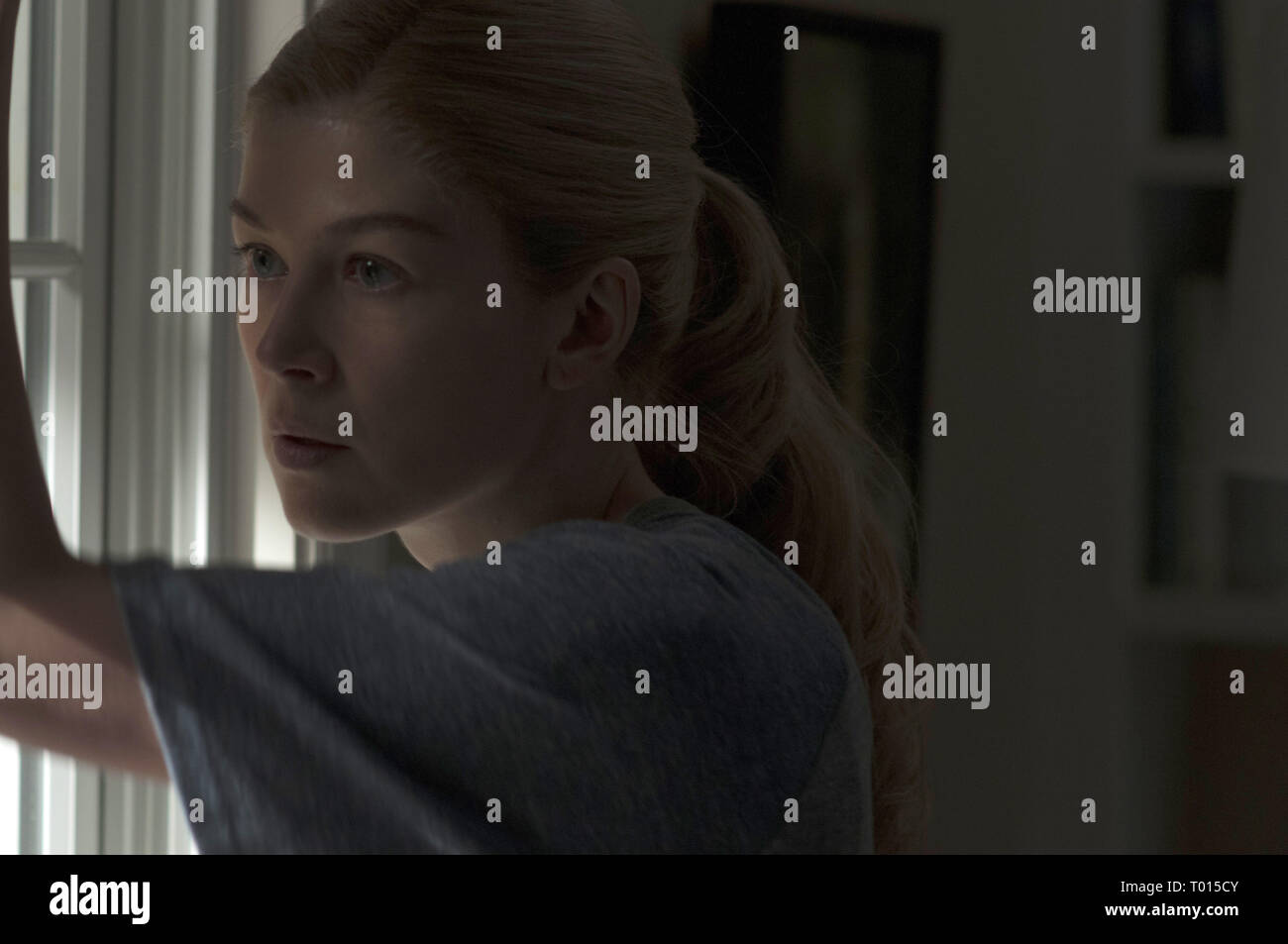 ROSAMUND PIKE, GONE GIRL, 2014 - Stock Image