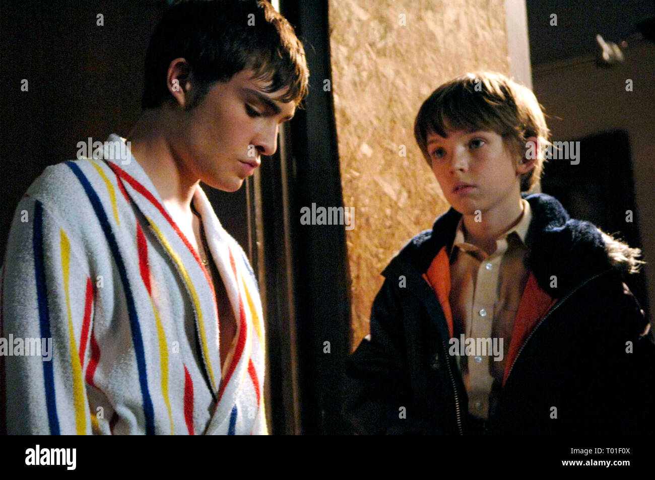 ED WESTWICK, BILL MILNER, SON OF RAMBOW, 2007 - Stock Image