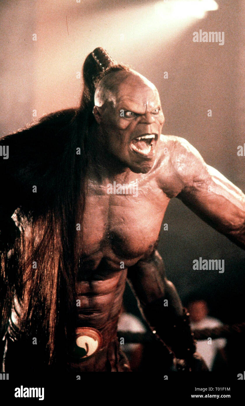 Mortal Kombat Movie 1995 High Resolution Stock Photography And