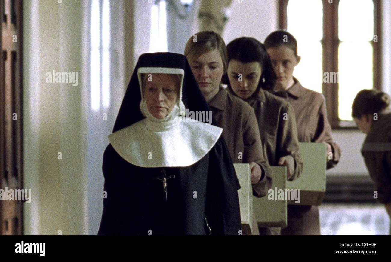 DOROTHY DUFFY, NORA-JANE NOONE, ANNE-MARIE DUFF, THE MAGDALENE SISTERS, 2002 - Stock Image