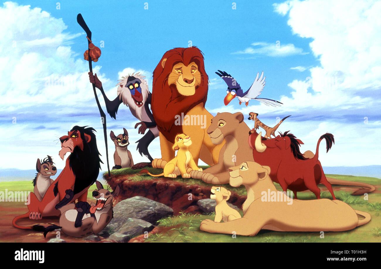 64dd1c33a Simba And Disney Stock Photos & Simba And Disney Stock Images - Alamy