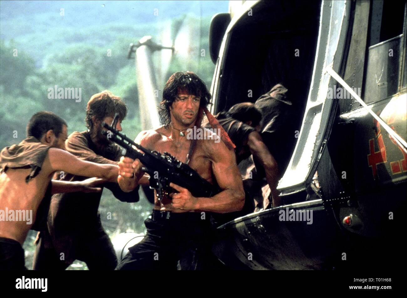 John Rambo Movie Stock Photos & John Rambo Movie Stock