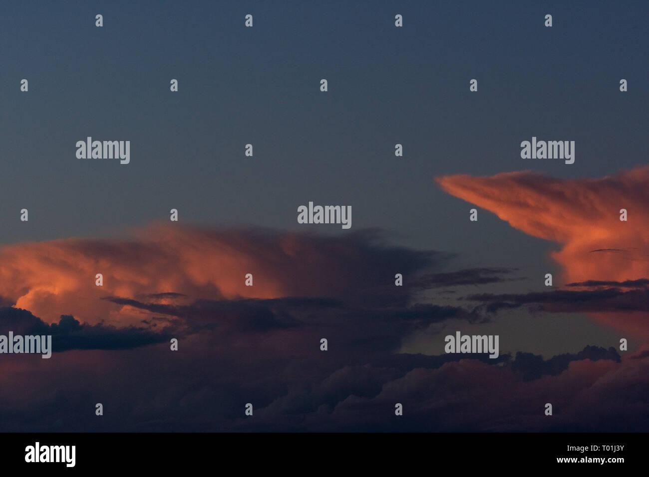 QLD Sunsets - Stock Image