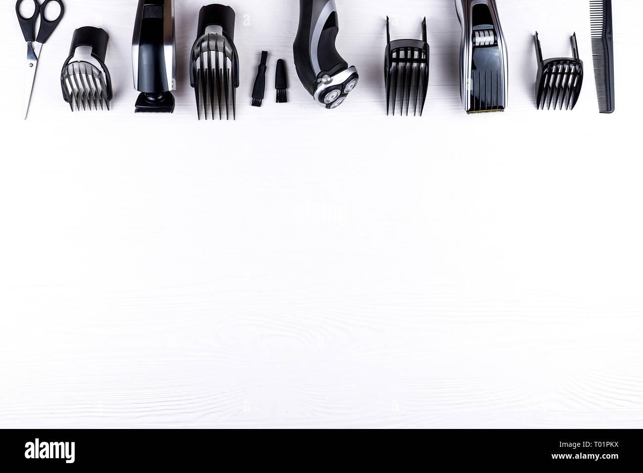 Hairdressing Equipment Stock Photos & Hairdressing Equipment ...