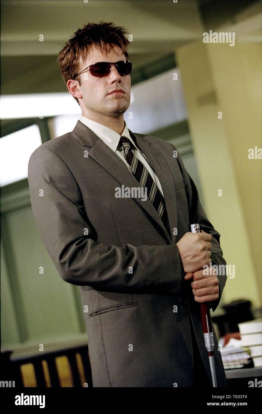 BEN AFFLECK, DAREDEVIL, 2003 - Stock Image