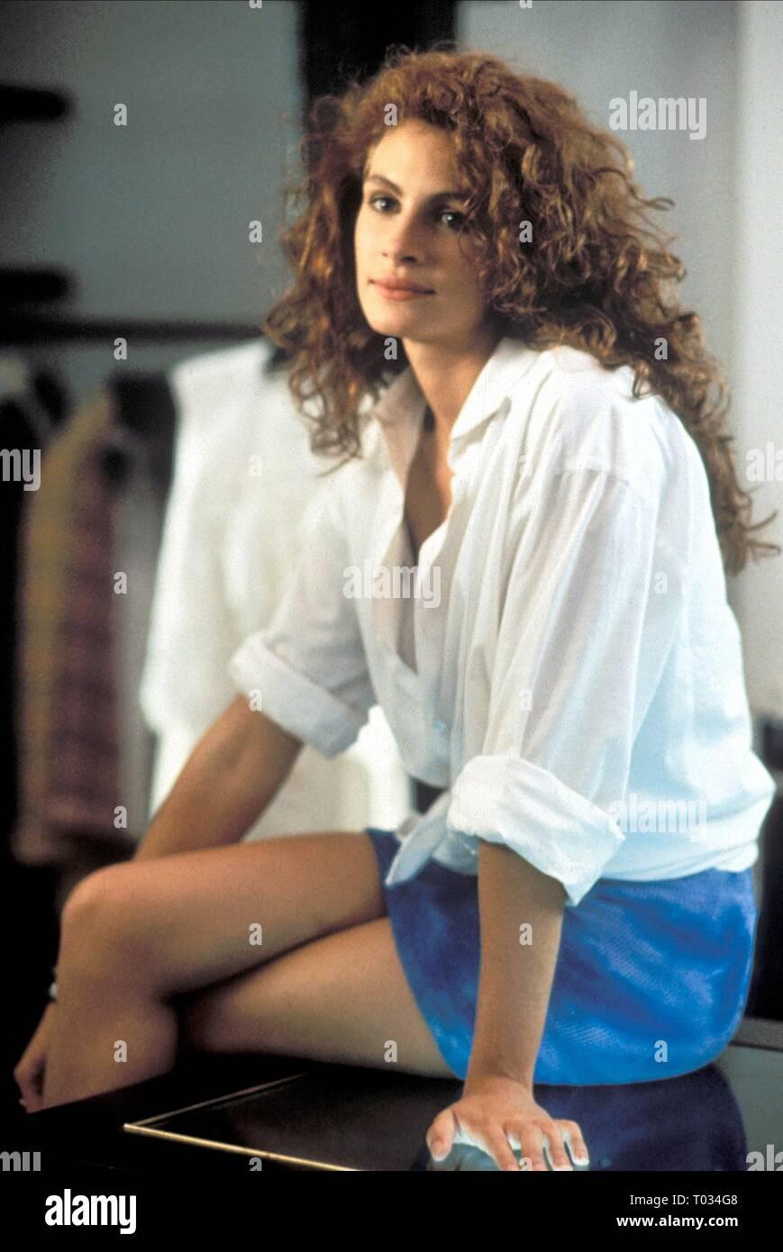 Julia Roberts Pretty Woman 1990 Stock Photo Alamy
