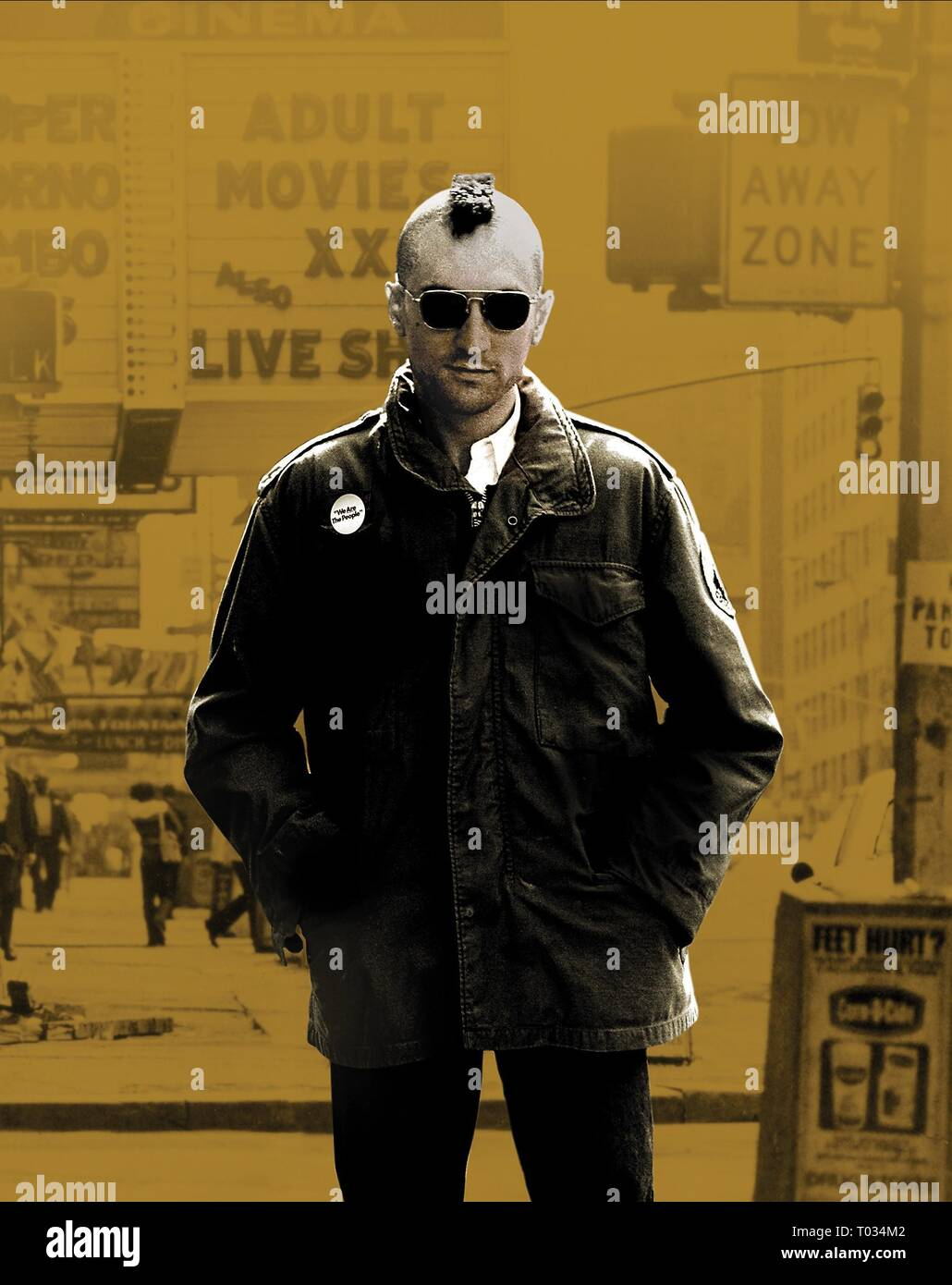 Taxi Driver Movie High Resolution Stock Photography And Images Alamy