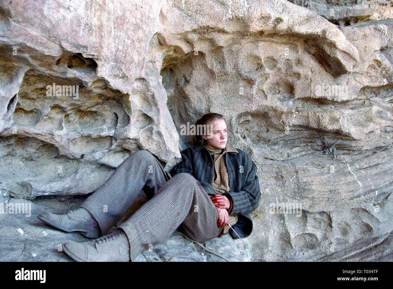 EVAN RACHEL WOOD, THE MISSING, 2003 - Stock Image