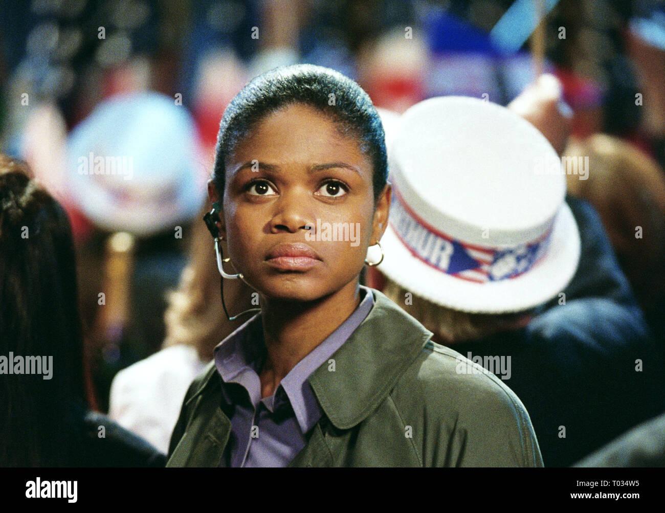KIMBERLY ELISE, THE MANCHURIAN CANDIDATE, 2004 Stock Photo