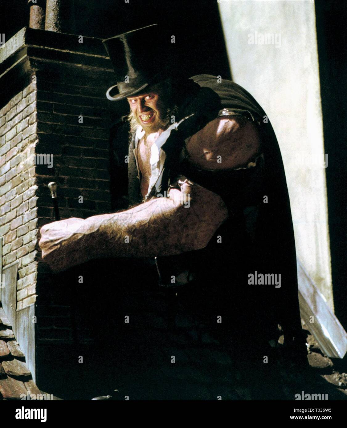 JASON FLEMYNG, THE LEAGUE OF EXTRAORDINARY GENTLEMEN, 2003 Stock Photo