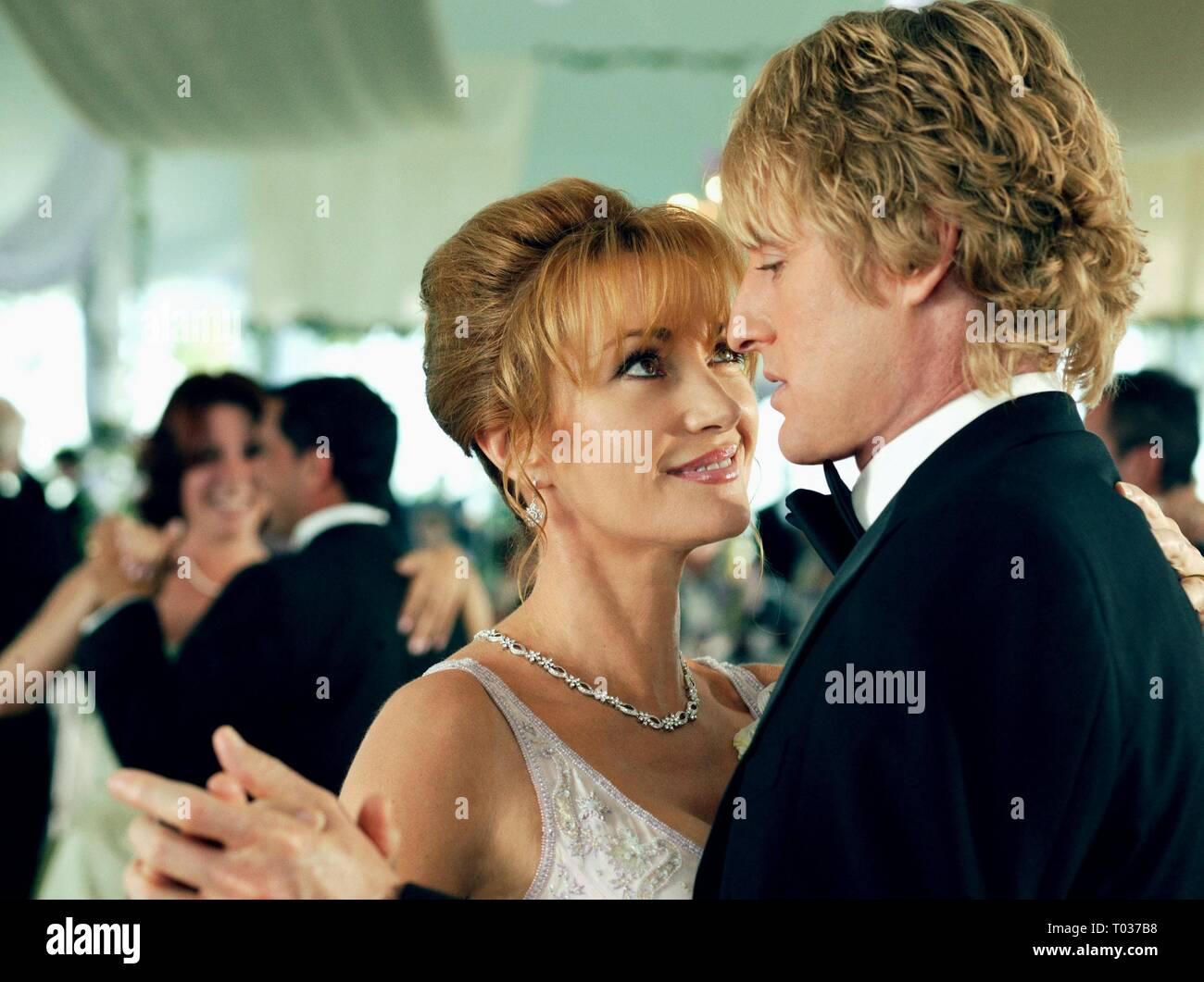 Jane Seymour Owen Wilson The Wedding Crashers 2005 Stock Photo Alamy
