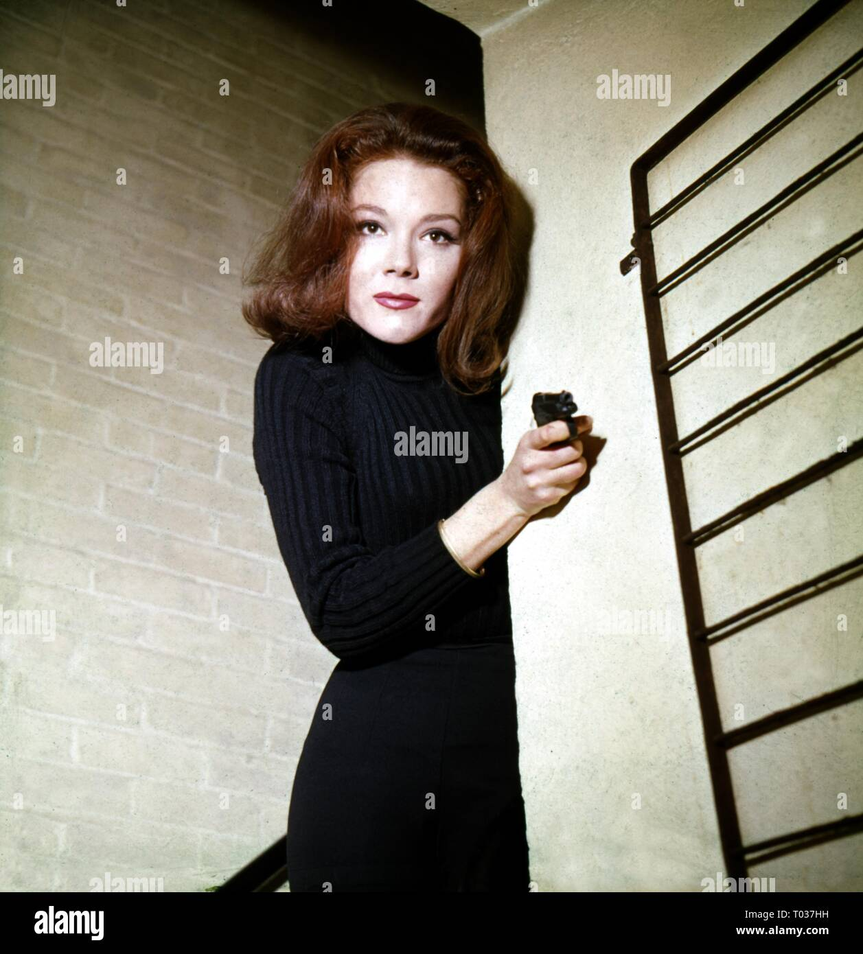 The Best Diana Rigg Young