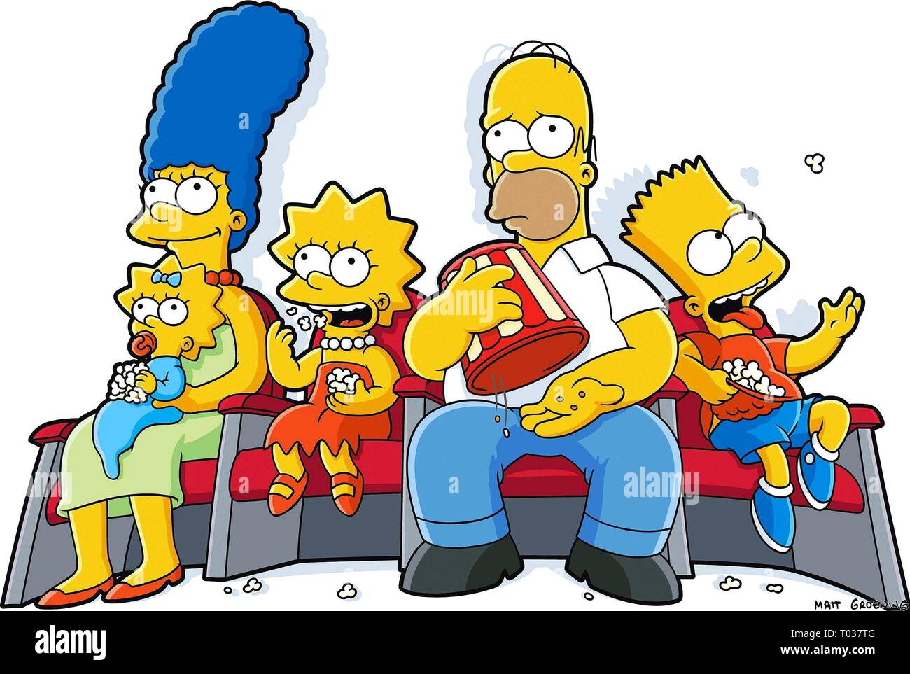 Homer Simpson Marge Simpson High Resolution Stock Photography And Images Alamy