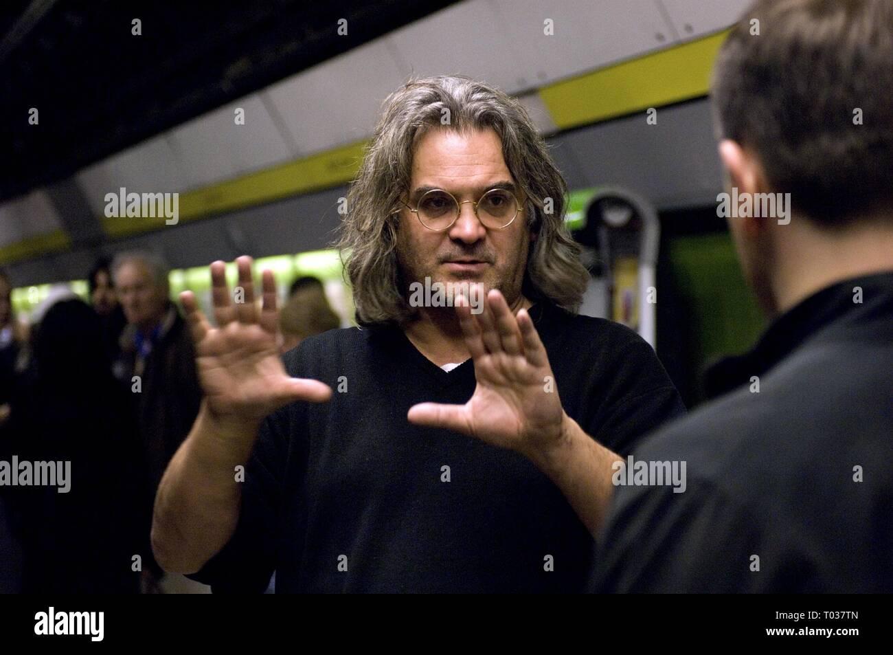 Paul Greengrass The Bourne Ultimatum 2007 Stock Photo Alamy