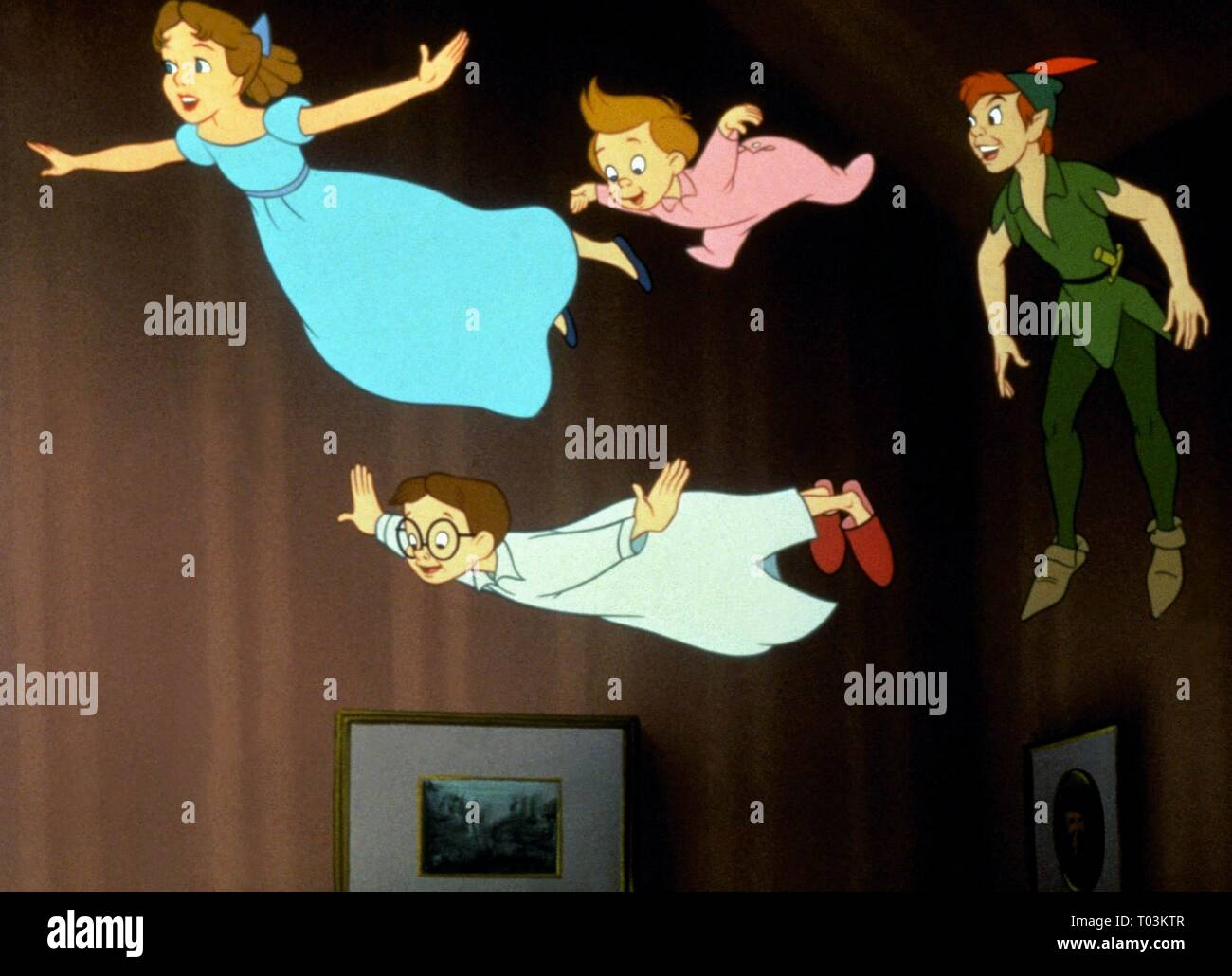 9cfece8a6 Peter Pan And Wendy Stock Photos   Peter Pan And Wendy Stock Images ...