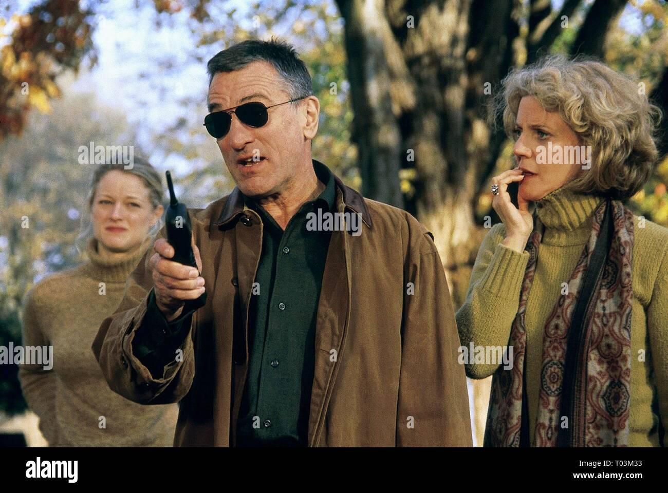 TERI POLO, ROBERT DE NIRO, BLYTHE DANNER, MEET THE PARENTS, 2000 - Stock Image