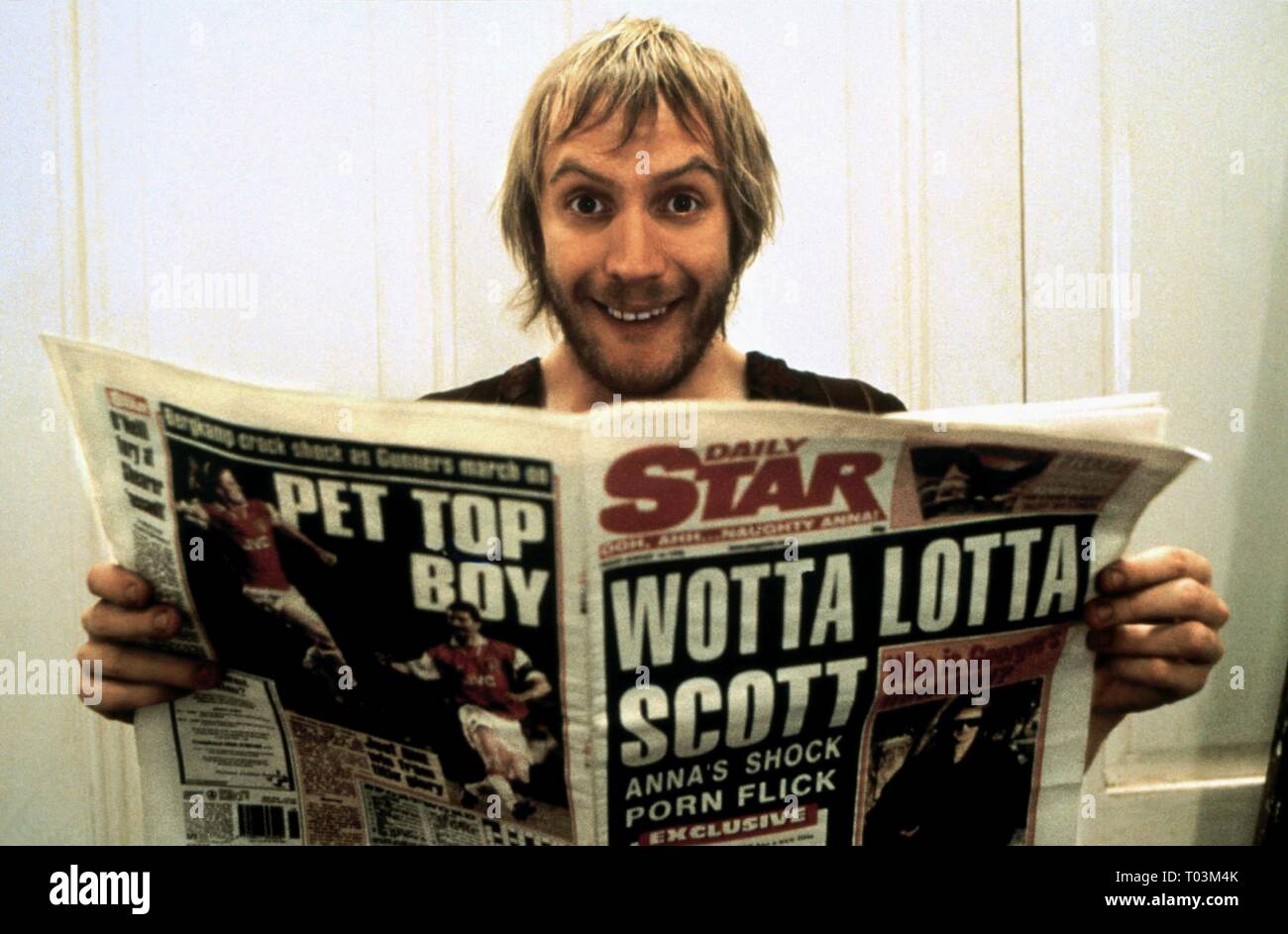 RHYS IFANS, NOTTING HILL, 1999 - Stock Image