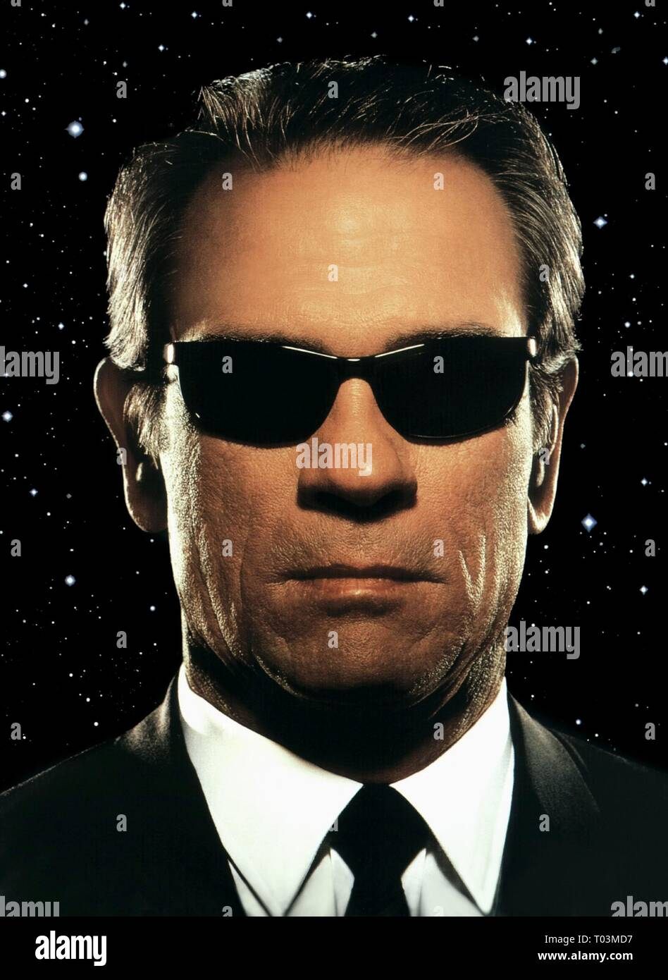 TOMMY LEE JONES, MEN IN BLACK, 1997 - Stock Image