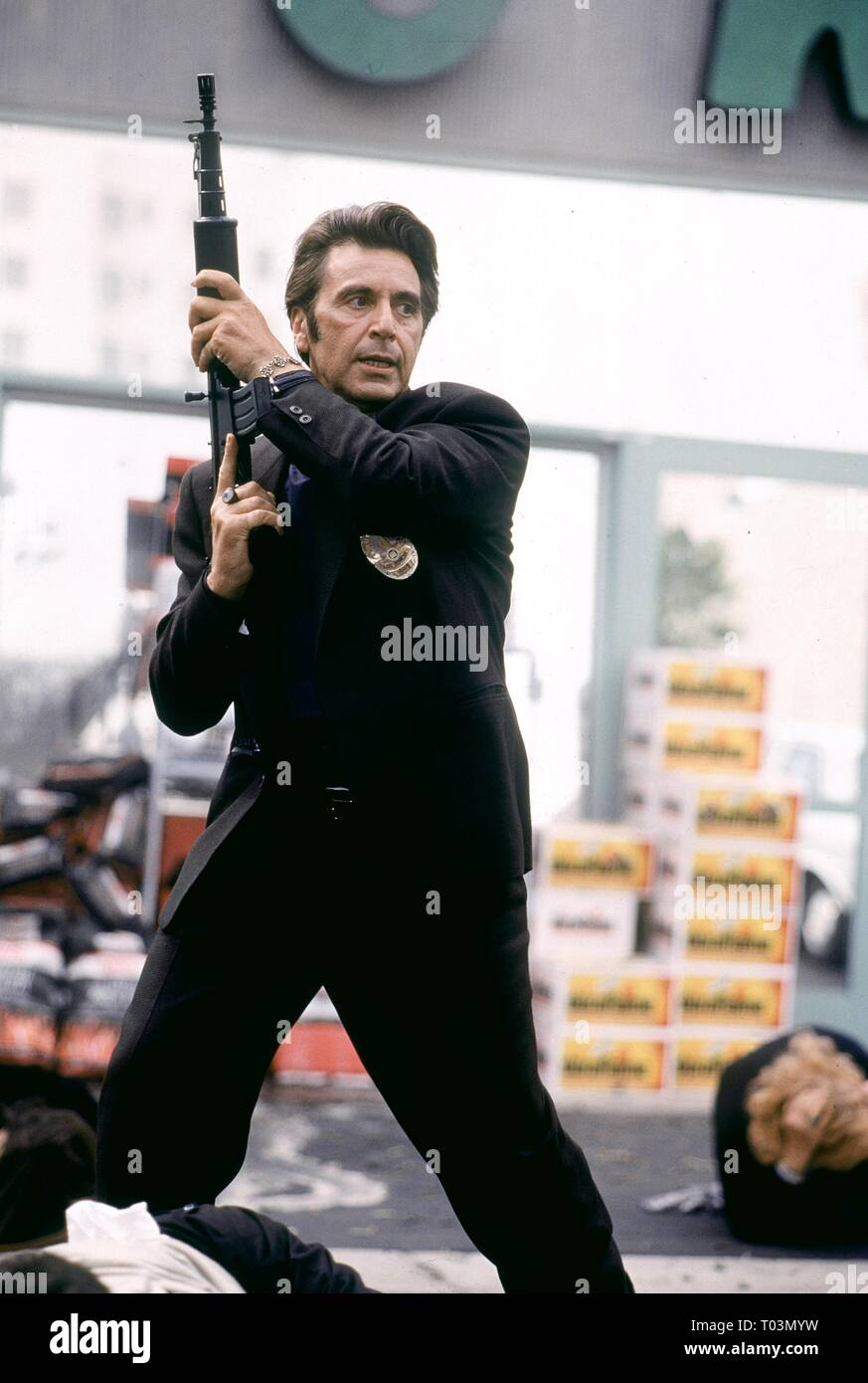 Al Pacino Heat 1995 Stock Photo Alamy