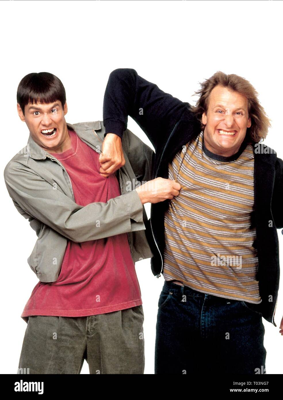 Jeff Daniels Dumb And Dumber High Resolution Stock Photography And Images Alamy
