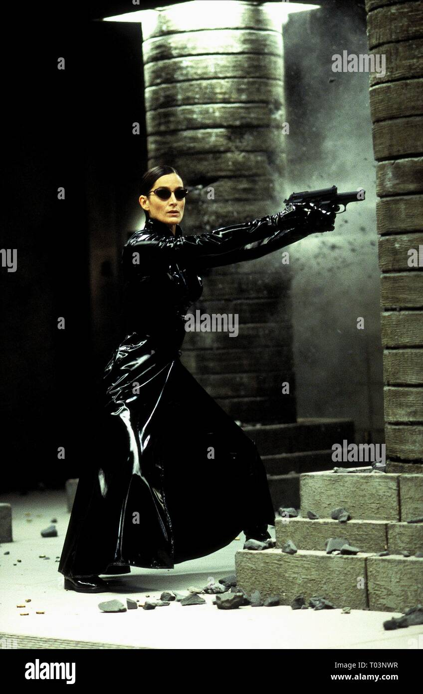 Matrix keymaker costume