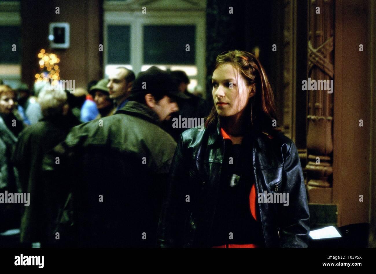 Franka Potente The Bourne Identity 2002 Stock Photo Alamy