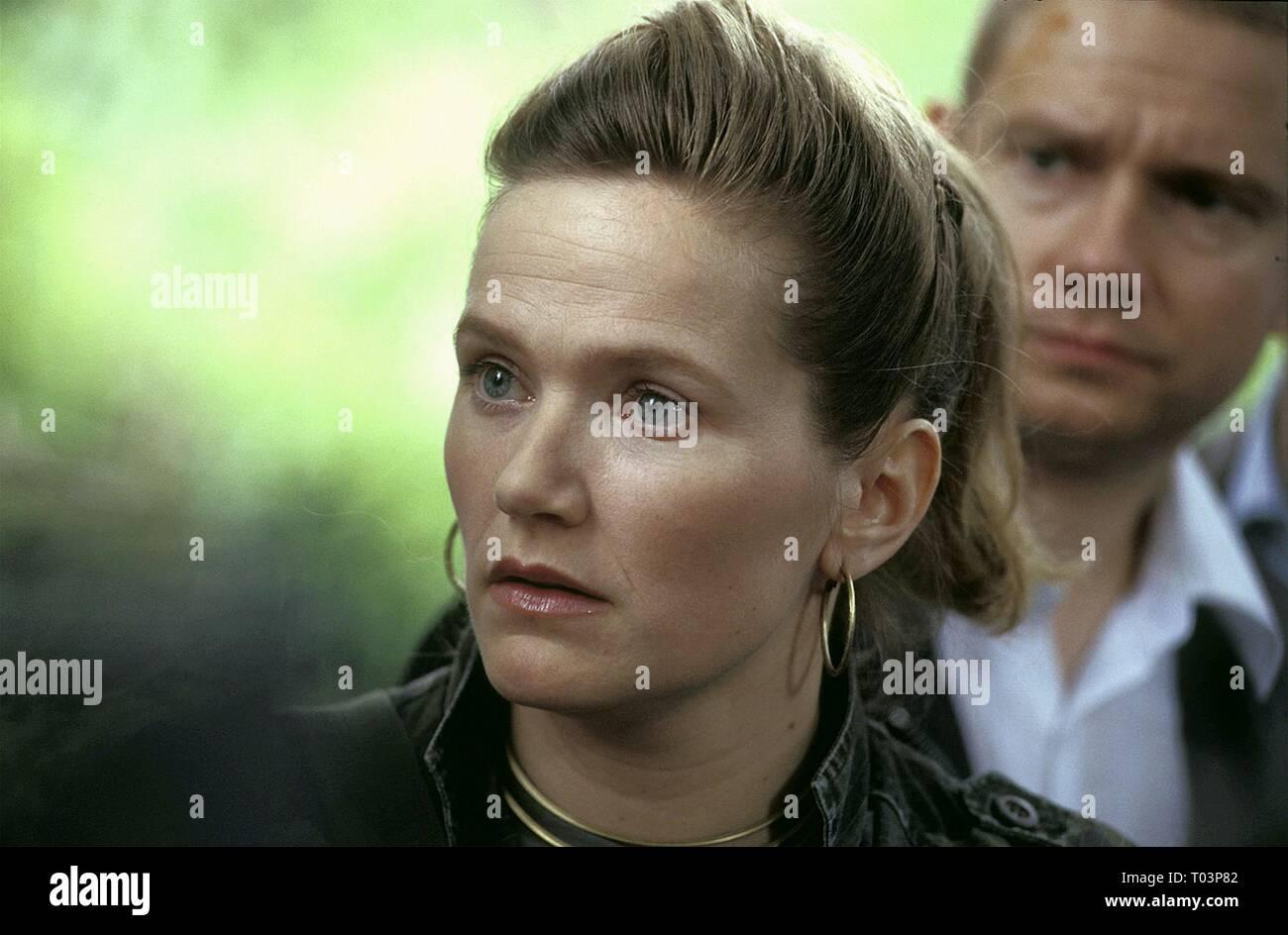 JESSICA STEVENSON, SHAUN OF THE DEAD, 2004 - Stock Image