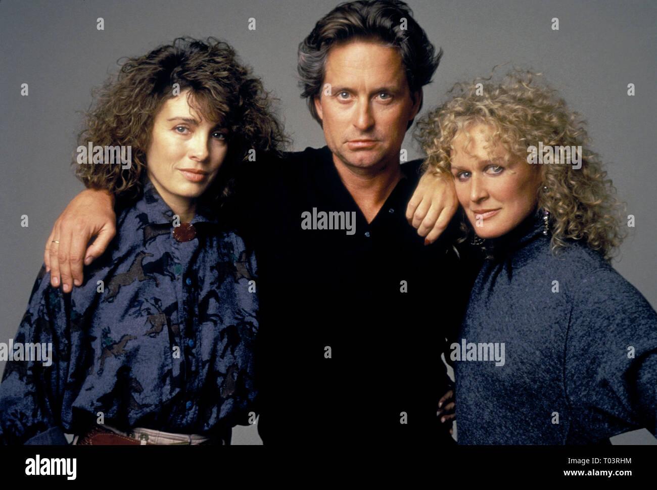 Glenn Close Fatal Attraction Stock Photos & Glenn Close ...