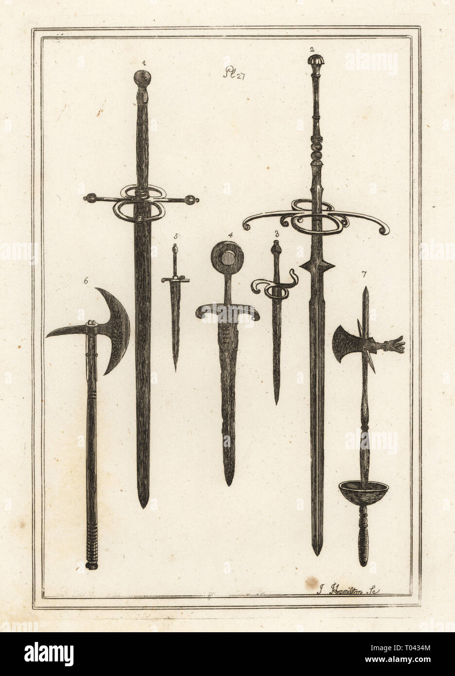 Two Handed Sword Stock Photos & Two Handed Sword Stock
