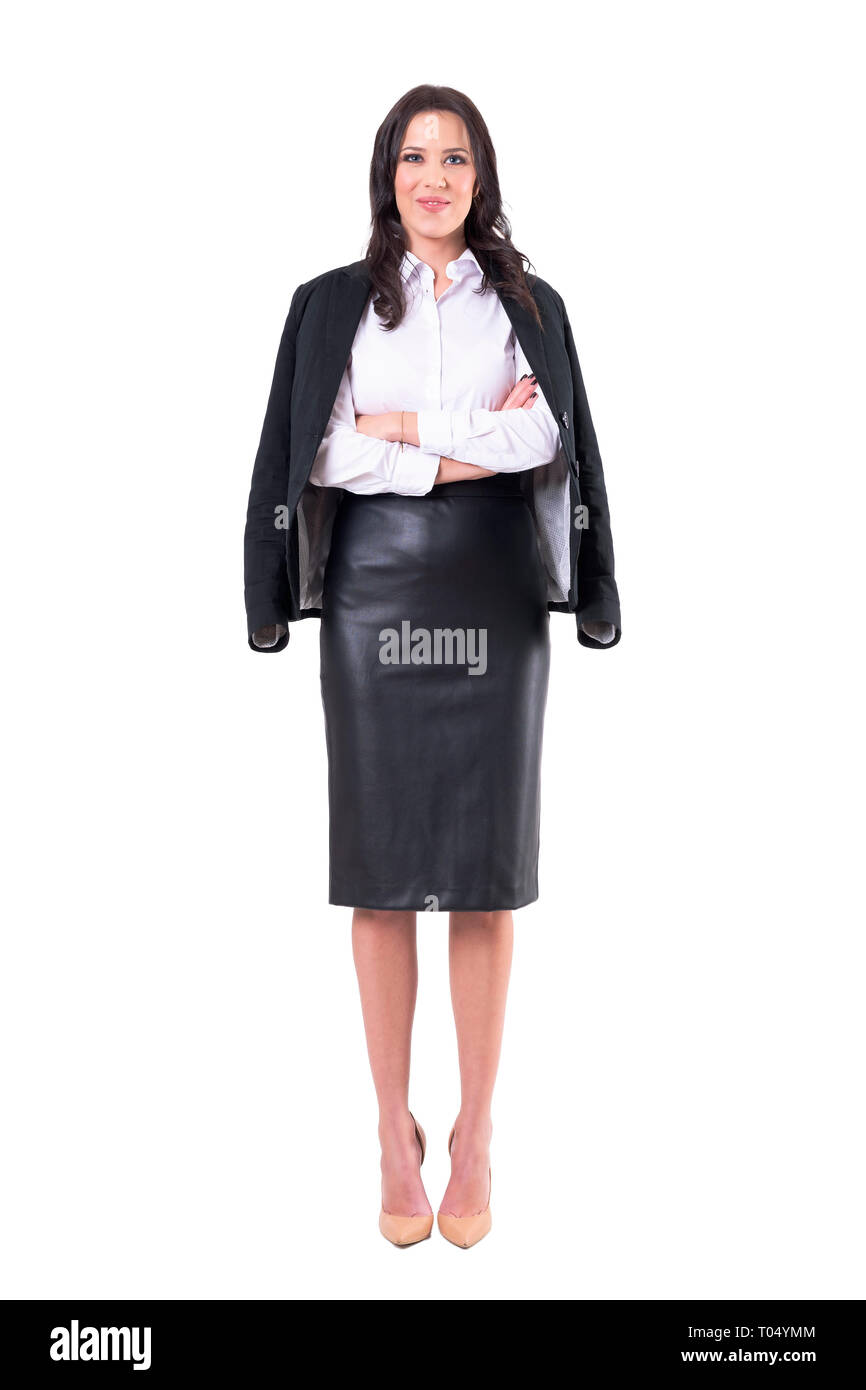 Jacket On Shoulders