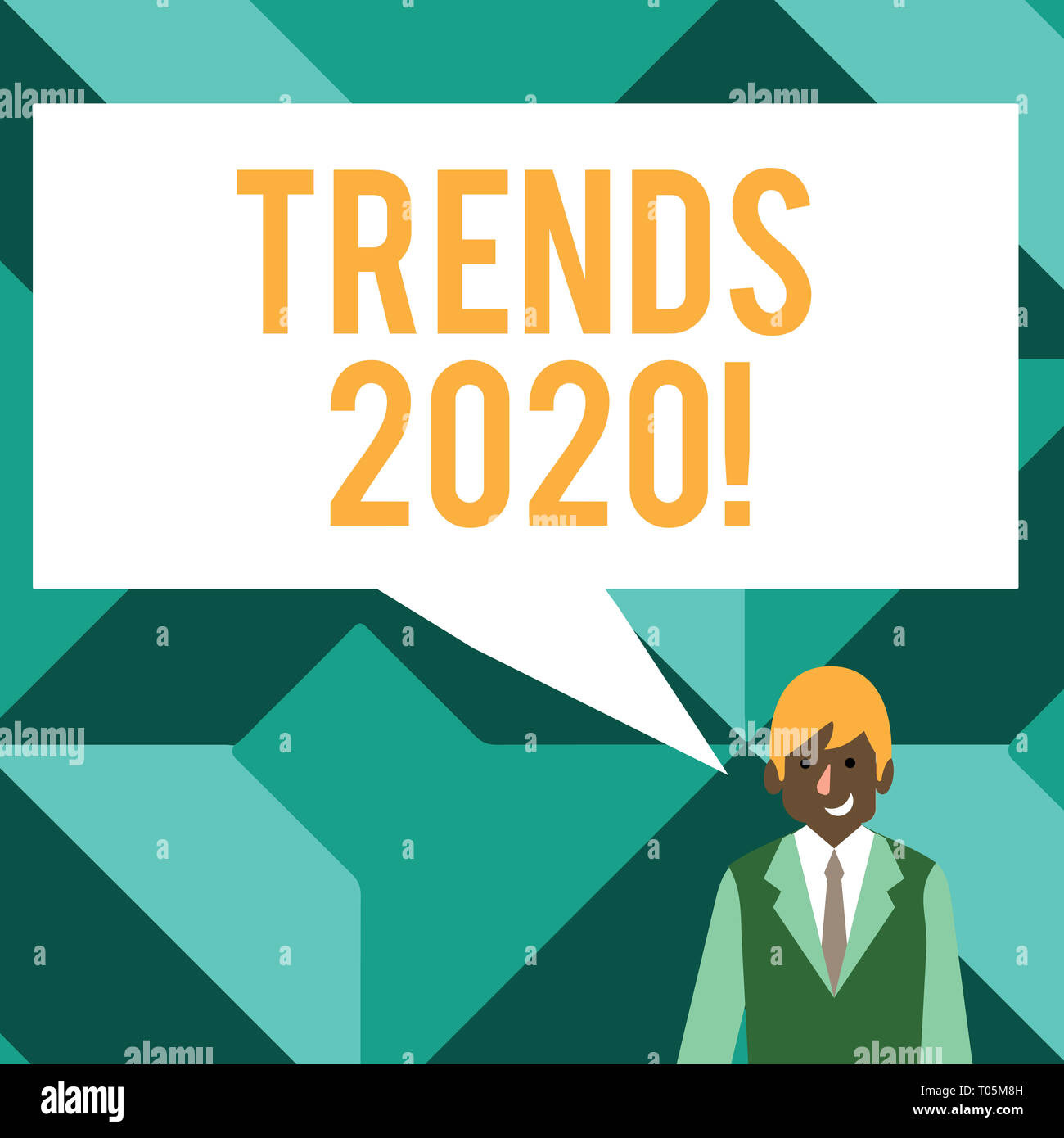 Trends 2020.Conceptual Hand Writing Showing Trends 2020 Concept Meaning