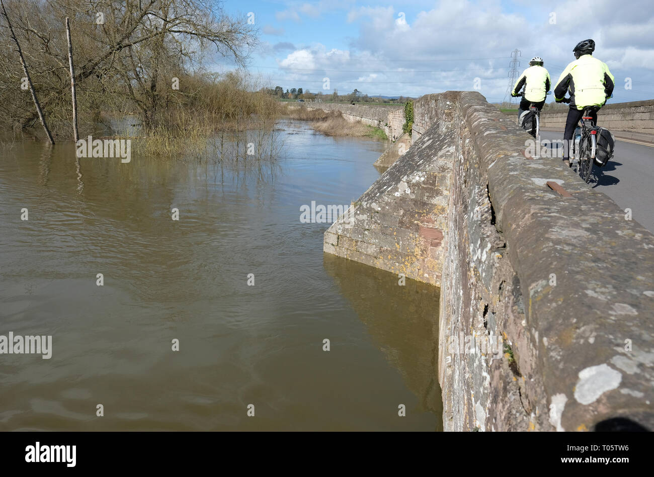 River Lugg Stock Photos & River Lugg Stock Images - Alamy