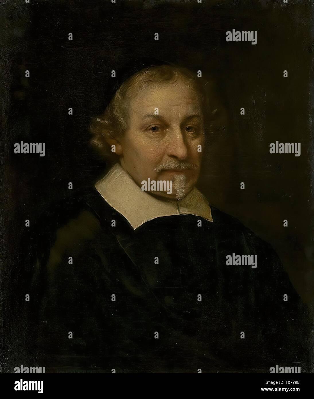 Portrait Of Joost Van Den Vondel Copy Holland
