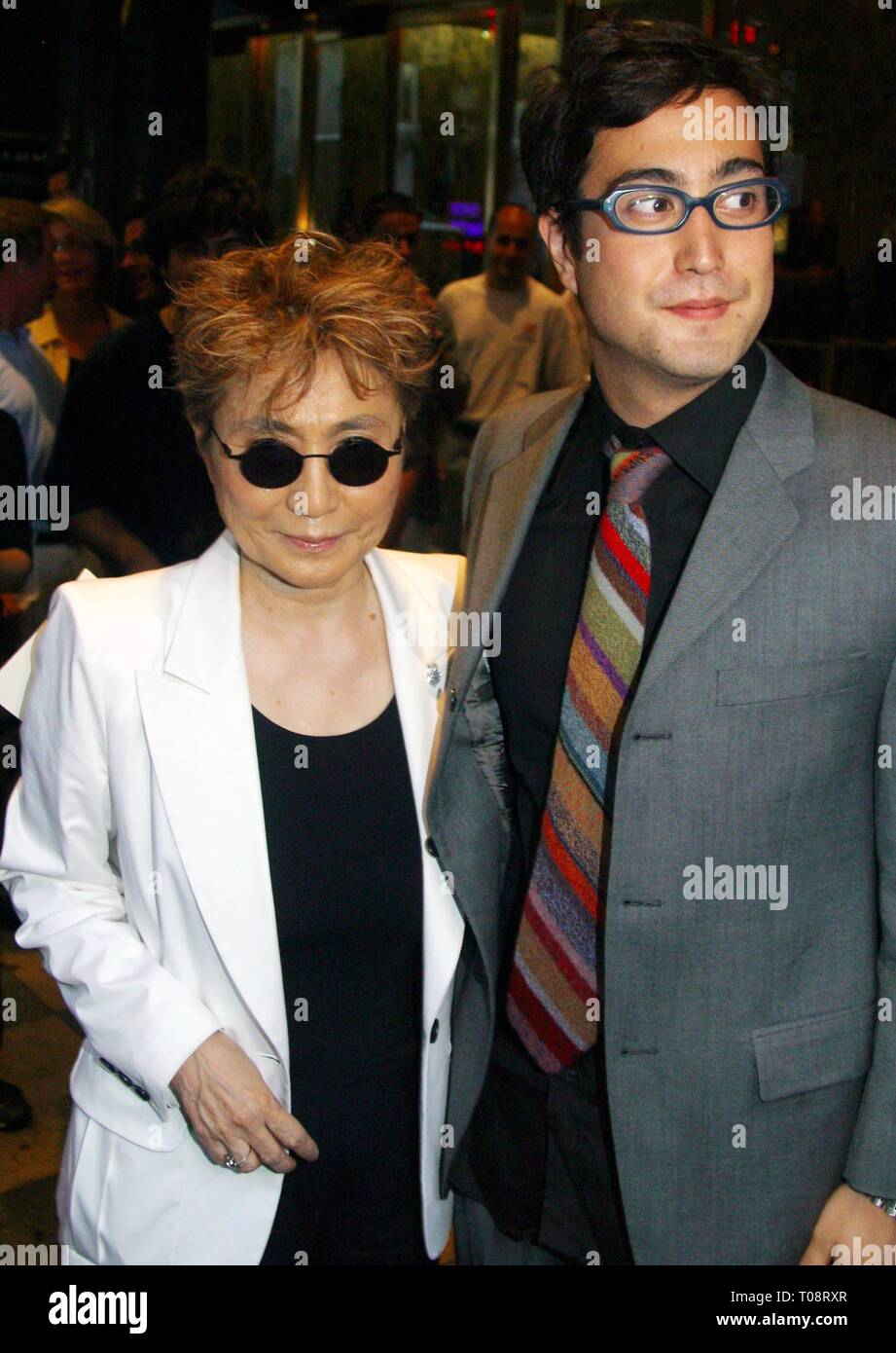Son Of John Lennon And Yoko Ono High Resolution Stock Photography And Images Alamy