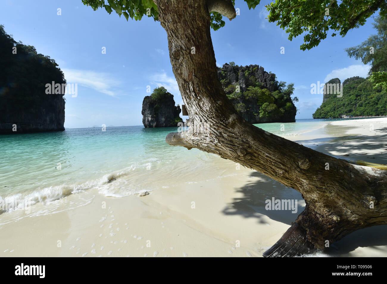 Hong Island Stock Photo