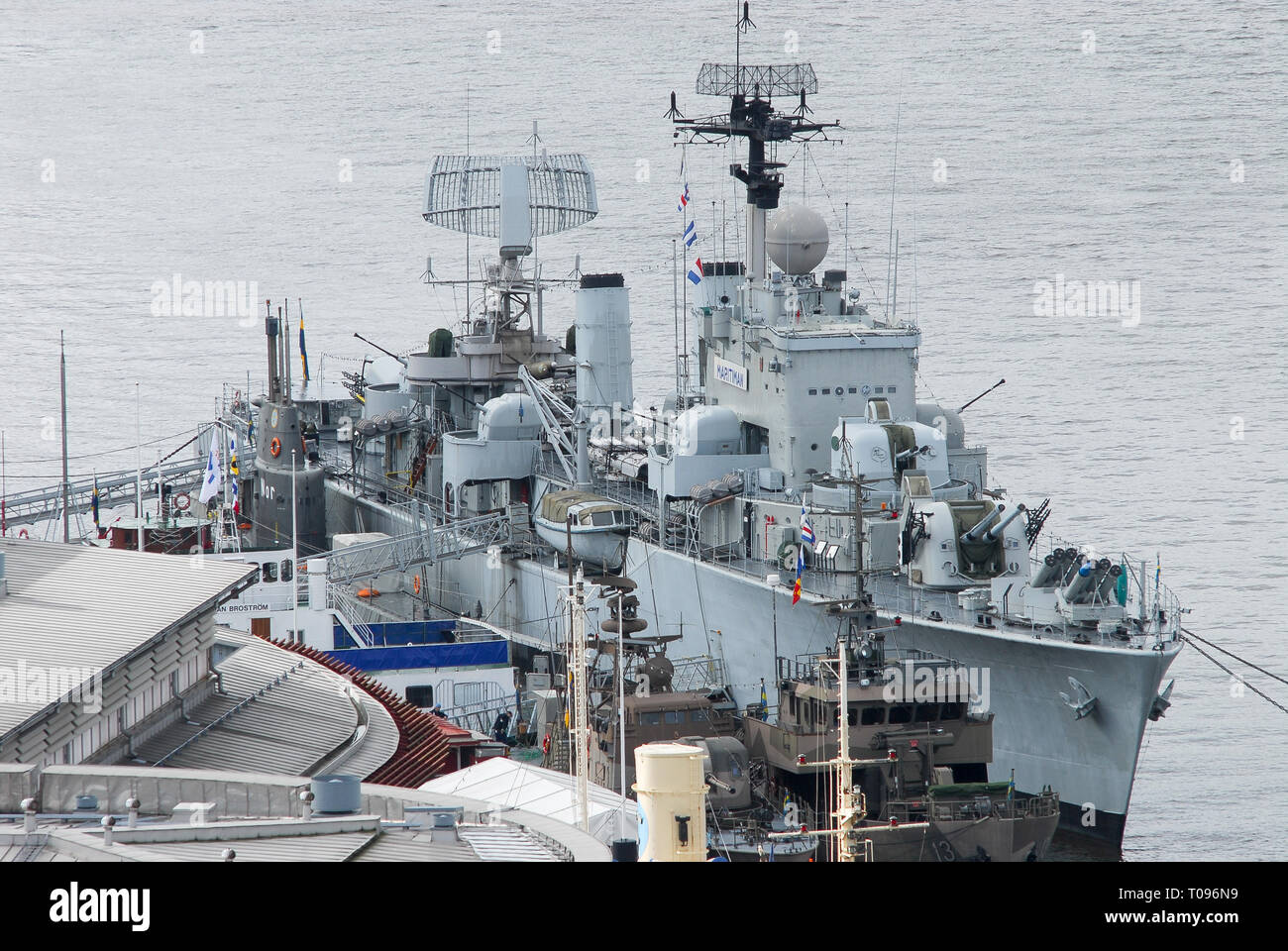 Hswms Halland High Resolution Stock Photography And Images Alamy