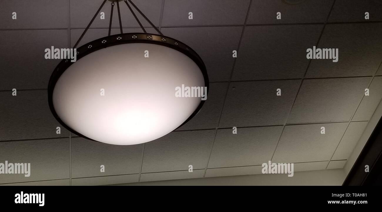 Light Fixture - Stock Image