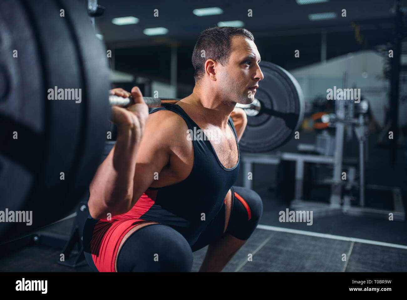 Powerlifter Stock Photos & Powerlifter Stock Images - Alamy