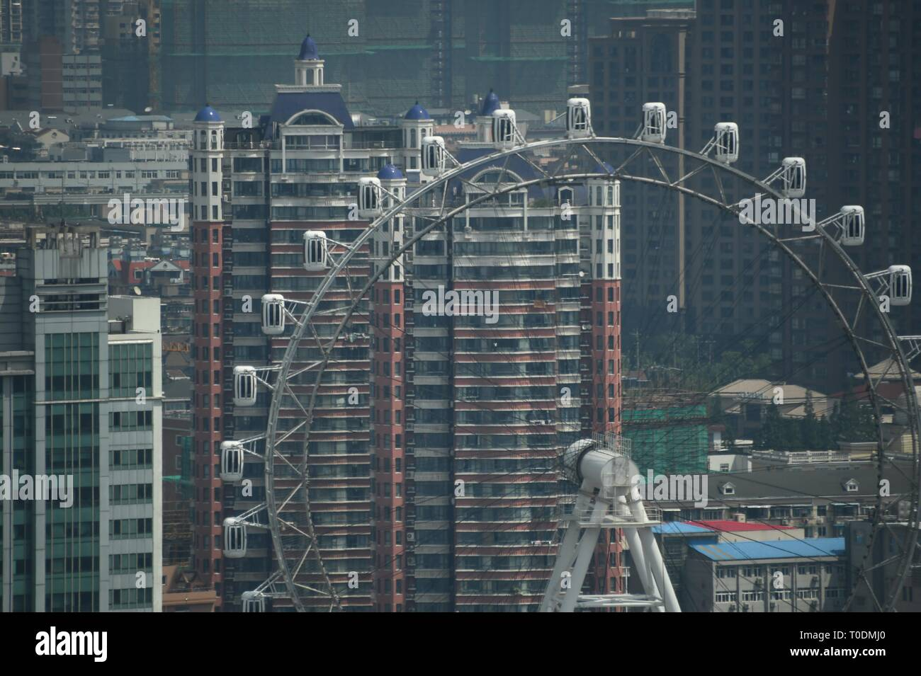 Shanghai - the most fascinating and charming city in the world - Stock Image