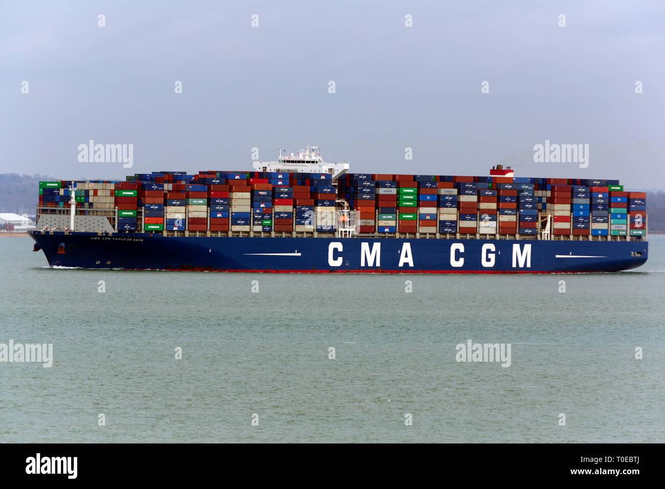 Cma Cgm Stock Photos & Cma Cgm Stock Images - Alamy