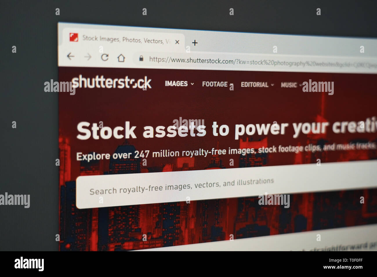 stock photography websites - Stock Image