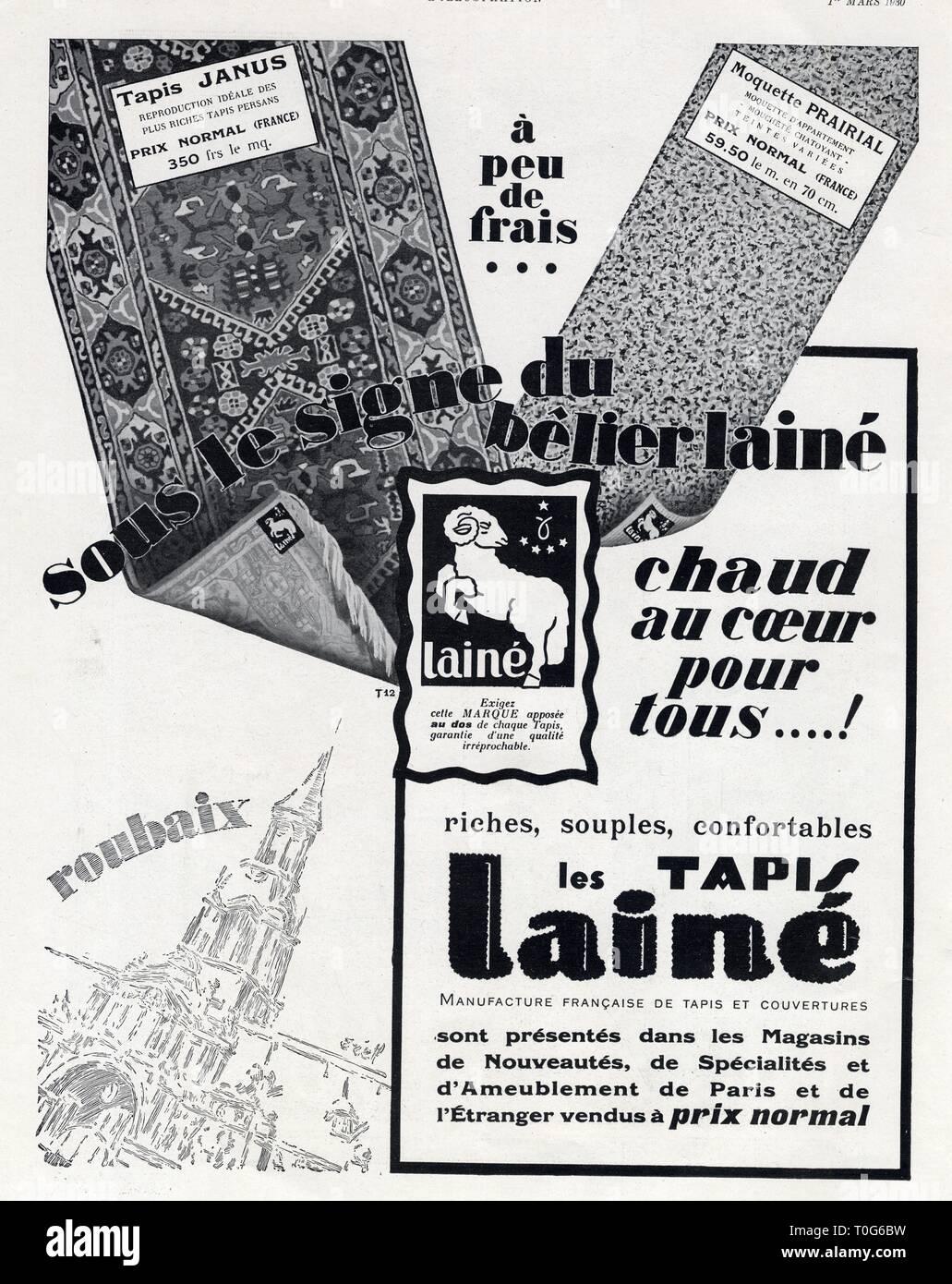 Manufacture Francaise Des Textiles D Ameublement 350 cm stock photos & 350 cm stock images - alamy
