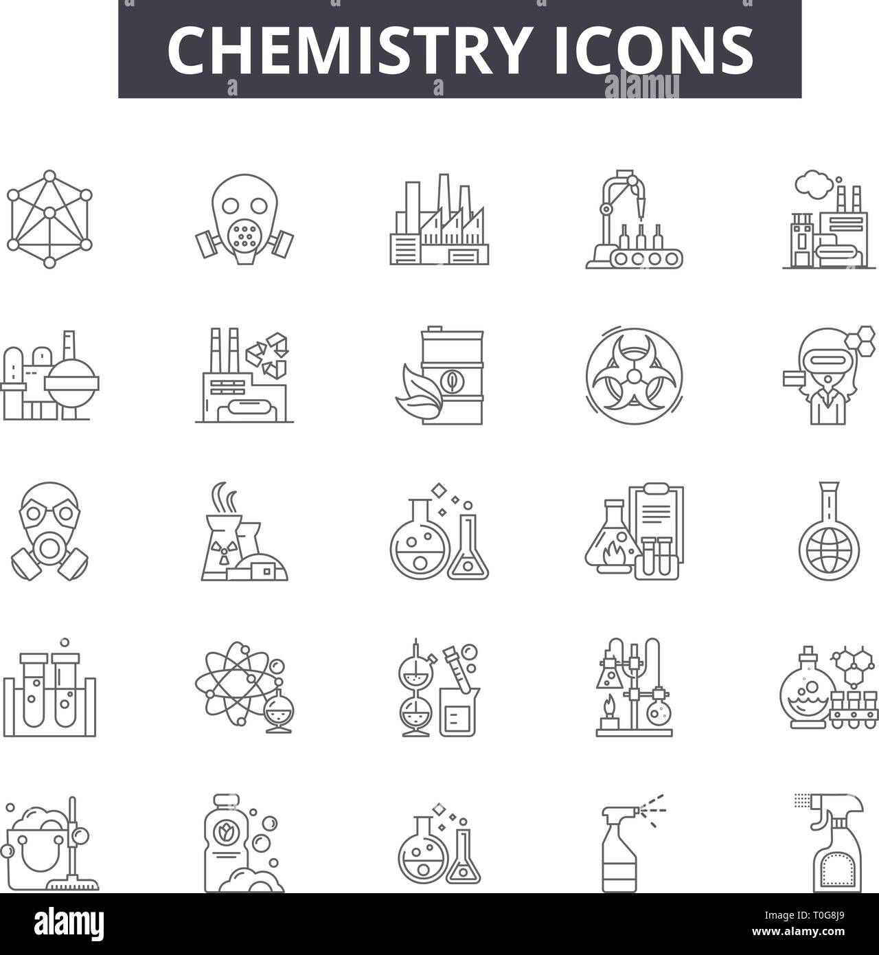 Chemistry signs of 10 Signs