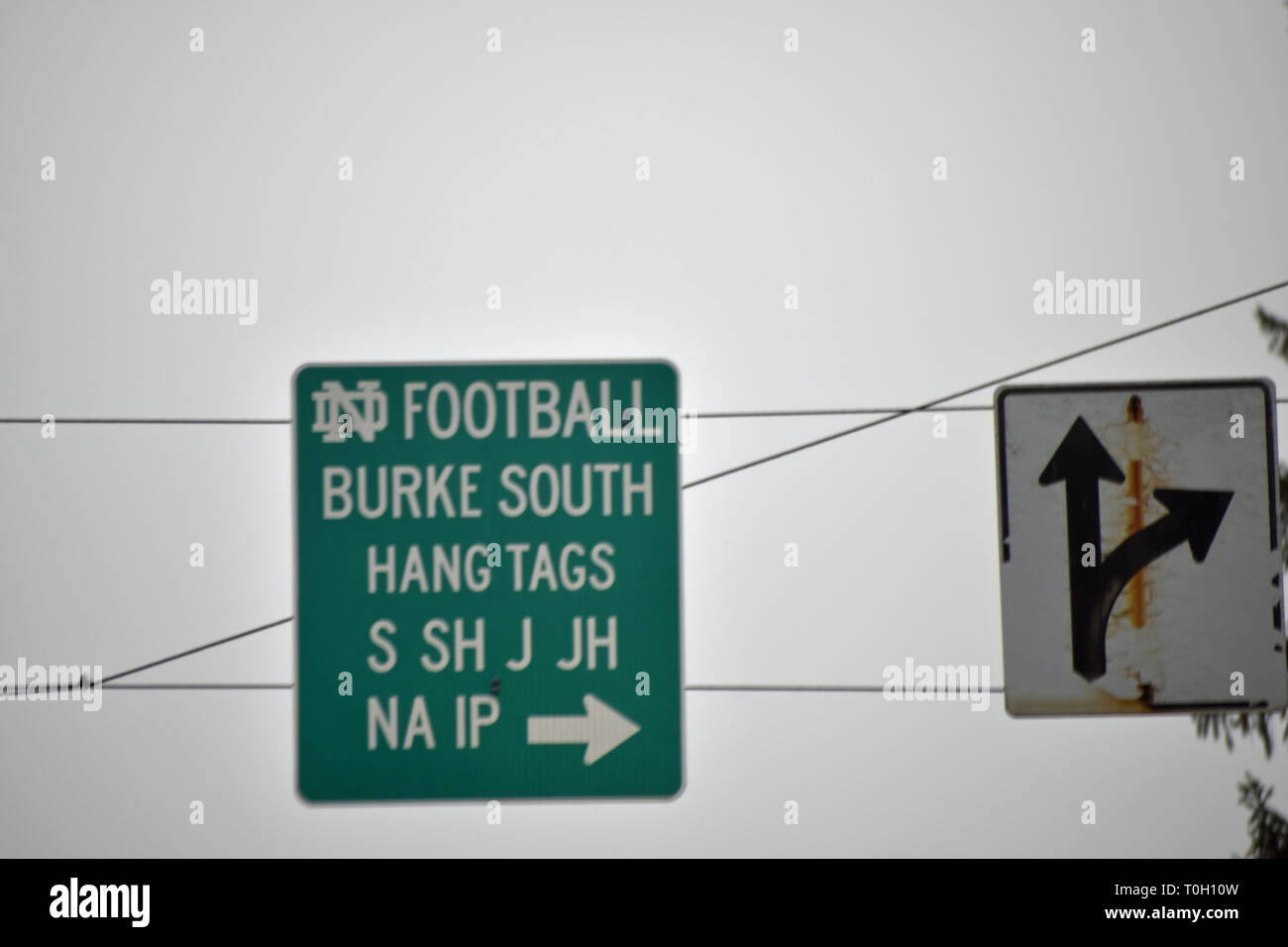 Street Sign - Stock Image