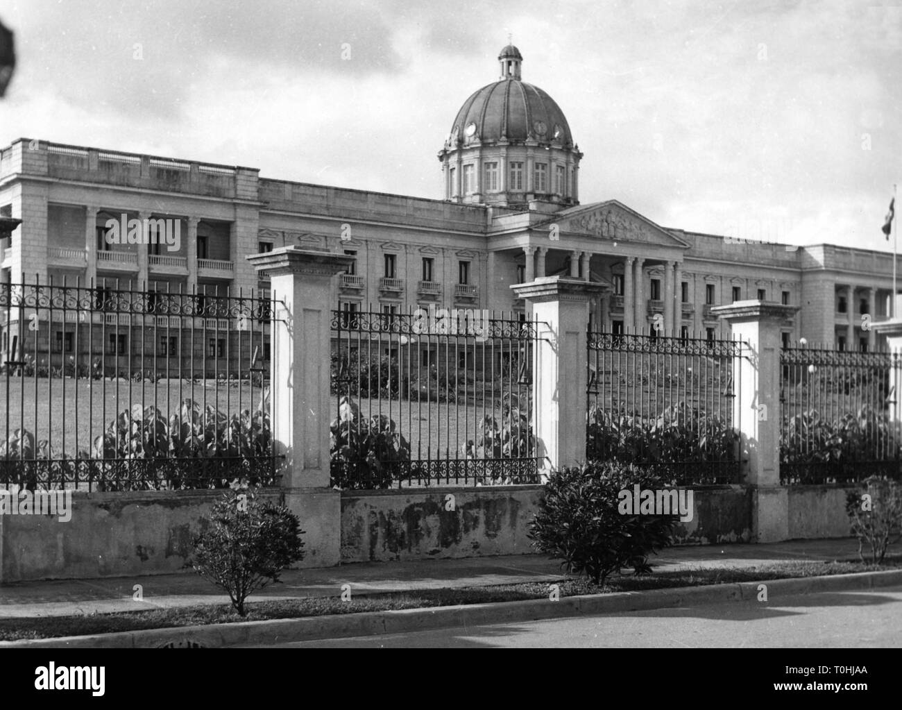 geography / travel, Dominican Republic, Ciudad Trujillo (Santo Domingo), The Capitol, circa 1960, Additional-Rights-Clearance-Info-Not-Available - Stock Image