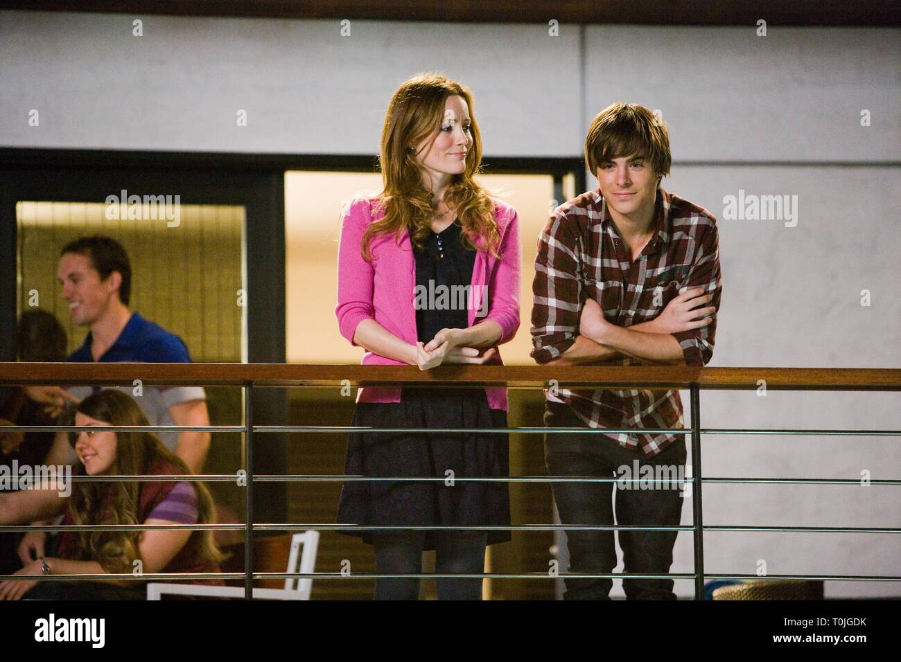 LESLIE MANN, ZAC EFRON, 17 AGAIN, 2009 - Stock Image