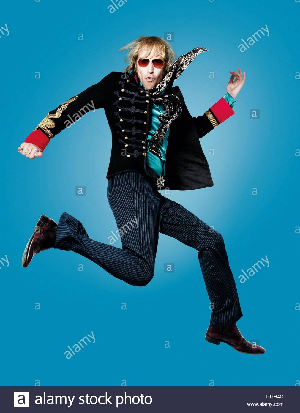 RHYS IFANS, THE BOAT THAT ROCKED, 2009 - Stock Image